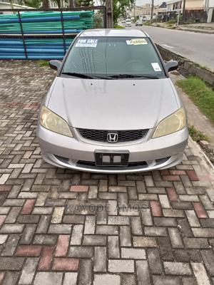 Honda Civic 2005 Silver | Cars for sale in Lagos State, Victoria Island