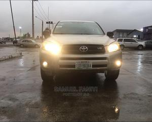 Toyota RAV4 2008 Gold   Cars for sale in Lagos State, Ifako-Ijaiye