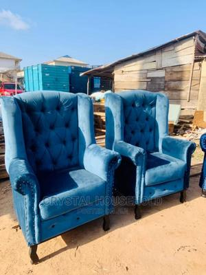 High Back Contemporary Coffee Chair | Furniture for sale in Lagos State, Ojo