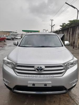 Toyota Highlander 2010 SE Silver | Cars for sale in Lagos State, Gbagada
