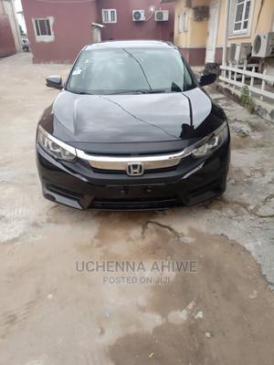 Honda Civic 2016 EX 4dr Sedan (1.5L 4cyl) Black | Cars for sale in Lagos State, Surulere