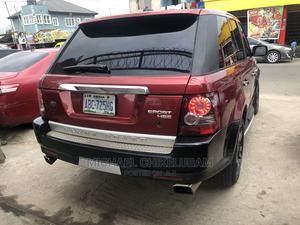 Land Rover Range Rover Sport 2007 Red | Cars for sale in Lagos State, Ikeja