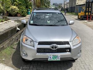 Toyota RAV4 2010 2.5 4x4 Silver | Cars for sale in Lagos State, Lekki