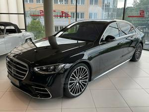 New Mercedes-Benz S Class 2021 Black   Cars for sale in Lagos State, Lekki