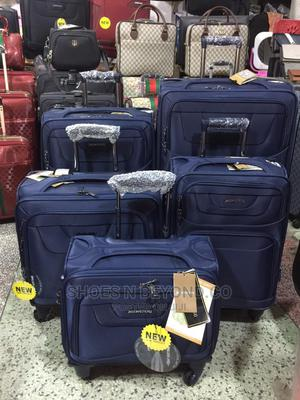 EXTREME LUXURY 5in1 Trolley Luggages for Bosses | Bags for sale in Lagos State, Lagos Island (Eko)
