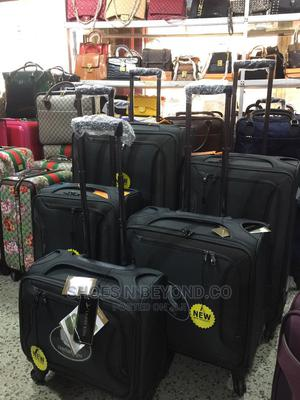 EXTREME LUXURY 5in1 Trolley Luggages for Boss | Bags for sale in Lagos State, Lagos Island (Eko)