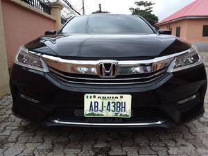 Honda Accord 2017 Black | Cars for sale in Abuja (FCT) State, Karu
