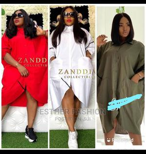Female Quality Shirt Flare Dress | Clothing for sale in Lagos State, Ikeja