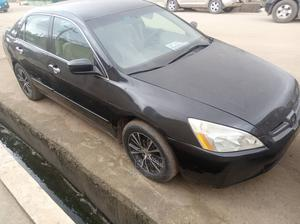Honda Accord 2005 Black   Cars for sale in Lagos State, Alimosho