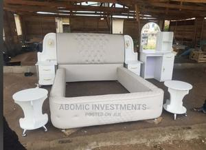 Bed With Dressing Mirror   Furniture for sale in Lagos State, Alimosho