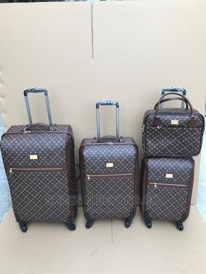 LUXURY 4in1 Trolley Luggages for Bosses | Bags for sale in Lagos State, Lagos Island (Eko)
