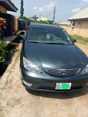 Toyota Camry 2005 2.4 XLE Green   Cars for sale in Lagos State, Isolo