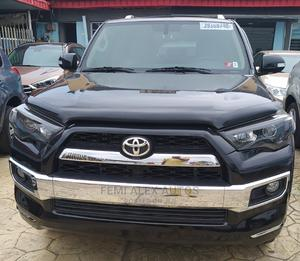 Toyota 4-Runner 2012 SR5 4WD Black   Cars for sale in Lagos State, Ogba
