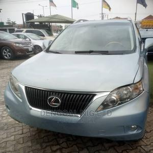 Lexus RX 2011 Blue | Cars for sale in Lagos State, Ajah