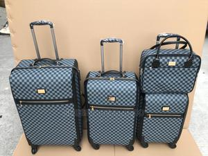 EXTREME LUXURY 4in1 Trolley Luggages for Bosses   Bags for sale in Lagos State, Lagos Island (Eko)
