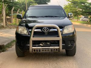 Toyota Hilux 2007 Black | Cars for sale in Abuja (FCT) State, Gwarinpa