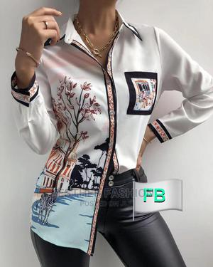 Ladies Quality Vintage Shirt Tops   Clothing for sale in Lagos State, Ikeja
