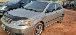 Toyota Corolla 2004 LE Silver | Cars for sale in Lagos State, Alimosho