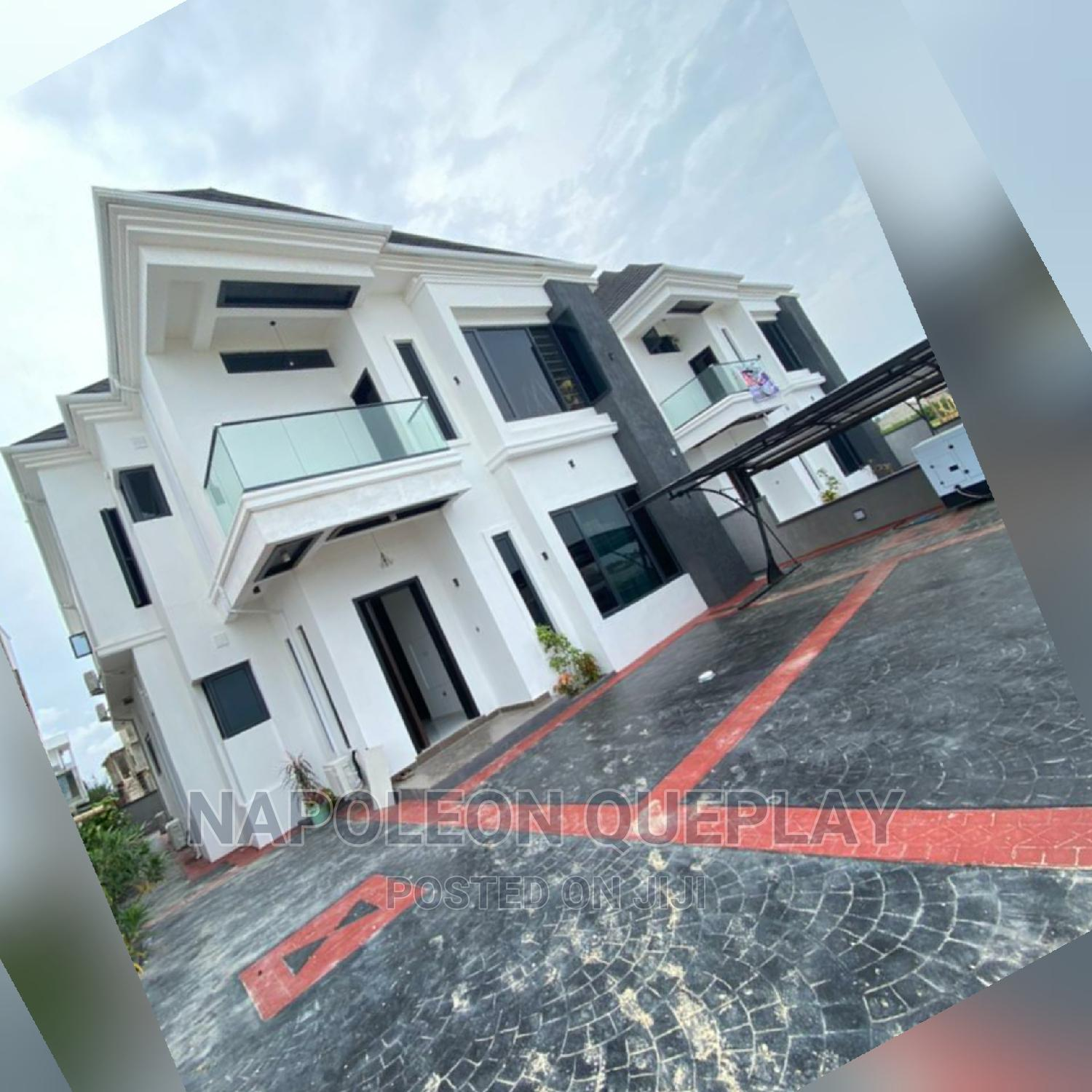 Archive: 5bdrm Duplex in Lekki County Home for Sale