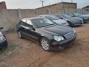 Mercedes-Benz C280 2007 Black | Cars for sale in Kaduna State, Zaria