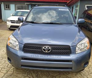 Toyota RAV4 2006 I4 4x4 Blue | Cars for sale in Lagos State, Ogba