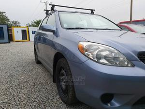 Toyota Matrix 2005 Blue | Cars for sale in Abuja (FCT) State, Central Business Dis