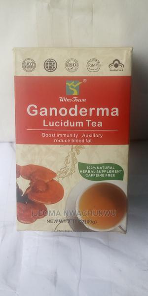 Ganoderma Lucidum Tea | Vitamins & Supplements for sale in Lagos State, Isolo