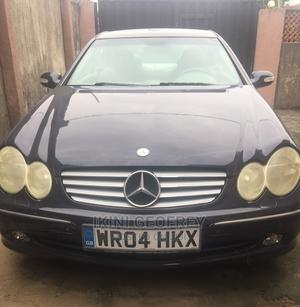 Mercedes-Benz CLK 2006 Blue   Cars for sale in Lagos State, Alimosho
