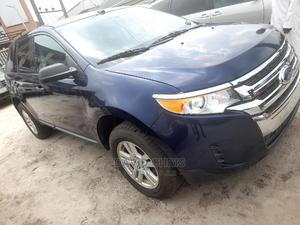 Ford Edge 2012 Blue   Cars for sale in Lagos State, Lekki