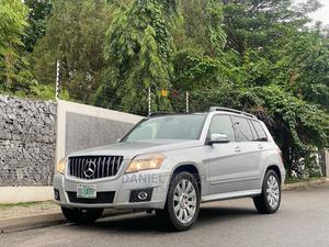 Mercedes-Benz GLK-Class 2012 350 Silver | Cars for sale in Abuja (FCT) State, Jahi