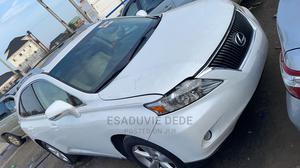 Lexus RX 2011 350 White | Cars for sale in Lagos State, Amuwo-Odofin