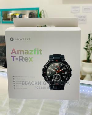 Amazfit T-Rex | Smart Watches & Trackers for sale in Lagos State, Alimosho