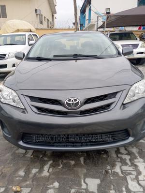 Toyota Corolla 2011 Gray | Cars for sale in Abuja (FCT) State, Garki 2