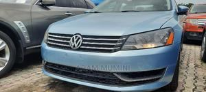 Volkswagen Passat 2012 2.5 S Automatic Blue | Cars for sale in Lagos State, Ajah