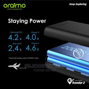 Oraimo 20000mah Powerbank   Accessories for Mobile Phones & Tablets for sale in Lagos State, Ikeja