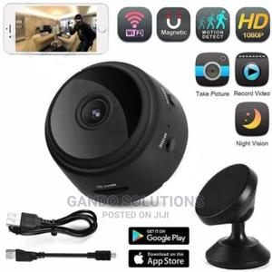 A9 Wireless Surveillance Camera for Smartphone View | Security & Surveillance for sale in Lagos State, Ikeja