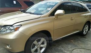Lexus RX 2012 350 AWD Gold | Cars for sale in Lagos State, Ikeja