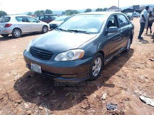 Toyota Corolla 2004 1.4 D Automatic Blue   Cars for sale in Akwa Ibom State, Uyo