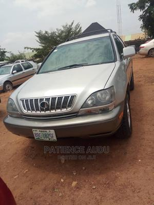 Lexus RX 2001 300 Silver   Cars for sale in Abuja (FCT) State, Kubwa