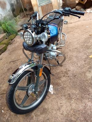 Qlink Achilles 150 2019 Blue | Motorcycles & Scooters for sale in Enugu State, Nkanu West