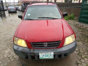 Honda CR-V 2000 Red | Cars for sale in Lagos State, Surulere