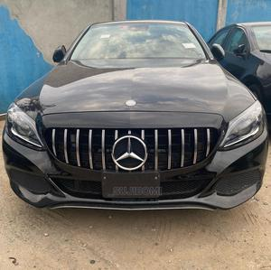 Mercedes-Benz C300 2016 Black | Cars for sale in Lagos State, Surulere