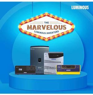 Luminous Inverter 10KVA 180v India Quality   Solar Energy for sale in Oyo State, Ibadan