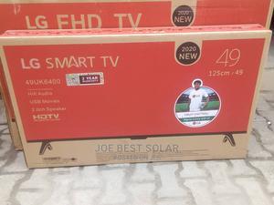 LG 49inchi Smart Tv Full HD   TV & DVD Equipment for sale in Lagos State, Surulere