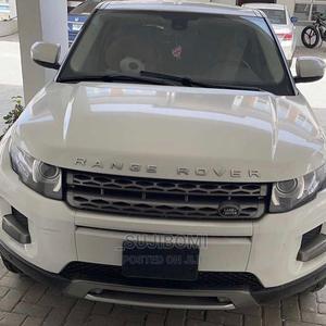 Land Rover Range Rover Evoque 2012 Dynamic White | Cars for sale in Lagos State, Lekki