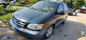 Toyota Sienna 1999 Green | Cars for sale in Lagos State, Amuwo-Odofin