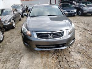 Honda Accord 2008 3.5 EX Automatic Gray   Cars for sale in Lagos State, Ikeja
