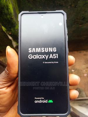 Samsung Galaxy A51 128 GB Blue | Mobile Phones for sale in Rivers State, Port-Harcourt