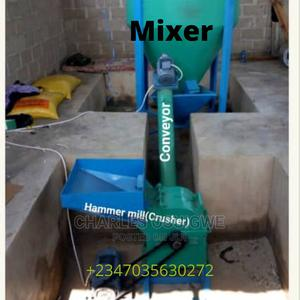 Buy Harmer Mill and Mixer With Conveyor Belt | Farm Machinery & Equipment for sale in Imo State, Owerri