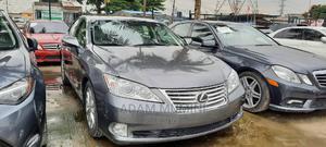 Lexus ES 2012 350 Gray | Cars for sale in Lagos State, Ajah